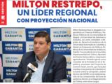 Milton Restrepo, en la Revista El Congreso