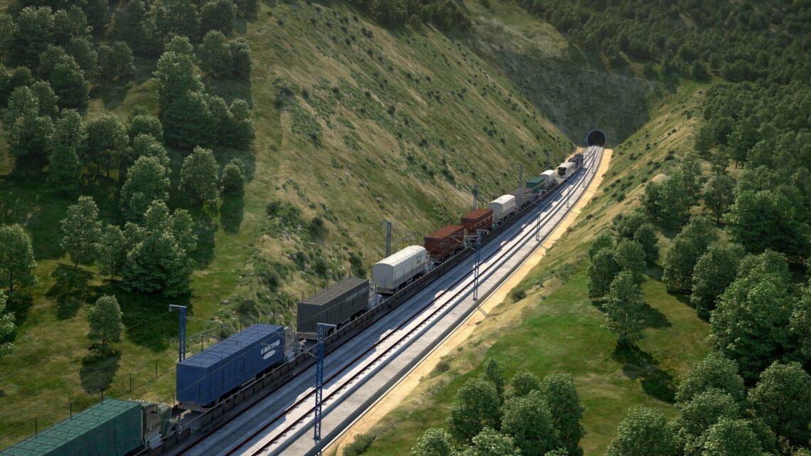 """Megaproyecto """"Ferropista de la Cordillera Central de los Andes"""""""