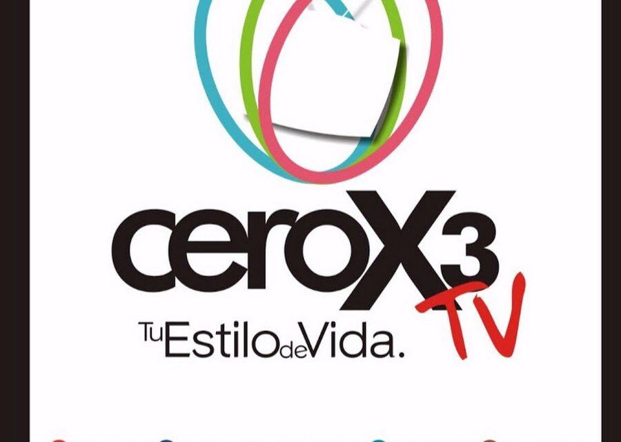 Cero X3 llega a la pantalla del Canal Trece