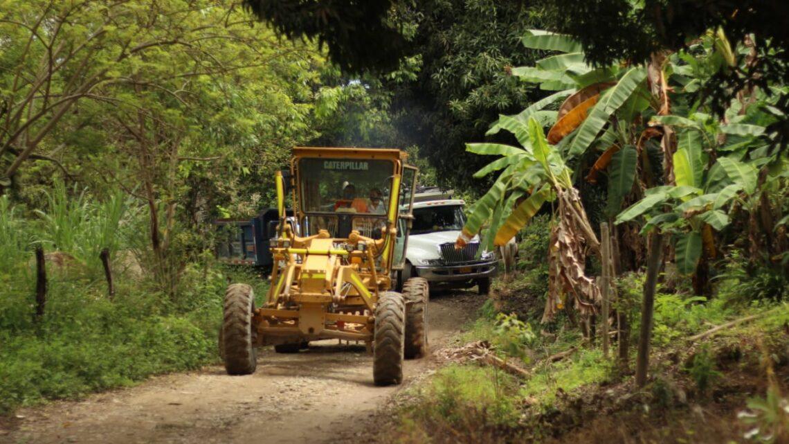 Turistas: La vía alterna que conduce a Prado, Dolores y Alpujarra Tolima esta adecuada.