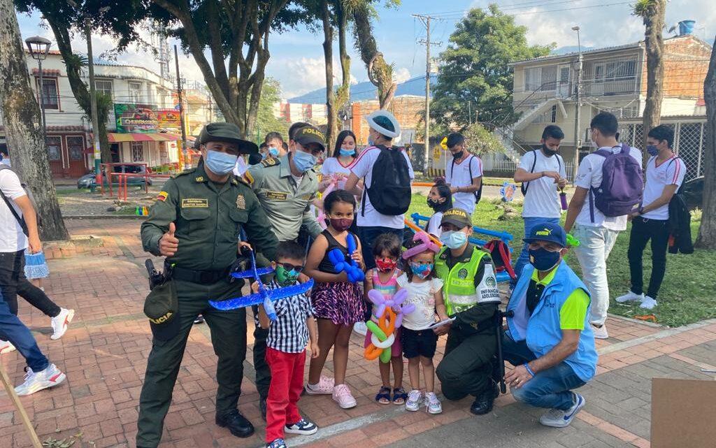 El Grupo Protección Turismo y Patrimonio Nacional de la Metropolitana.