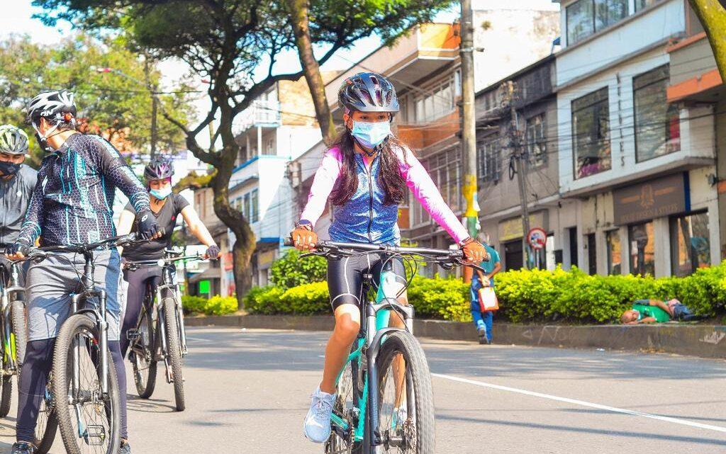 Turistas: Hoy Domingo 4 Abril no habrá Ciclo Vía en Ibague.