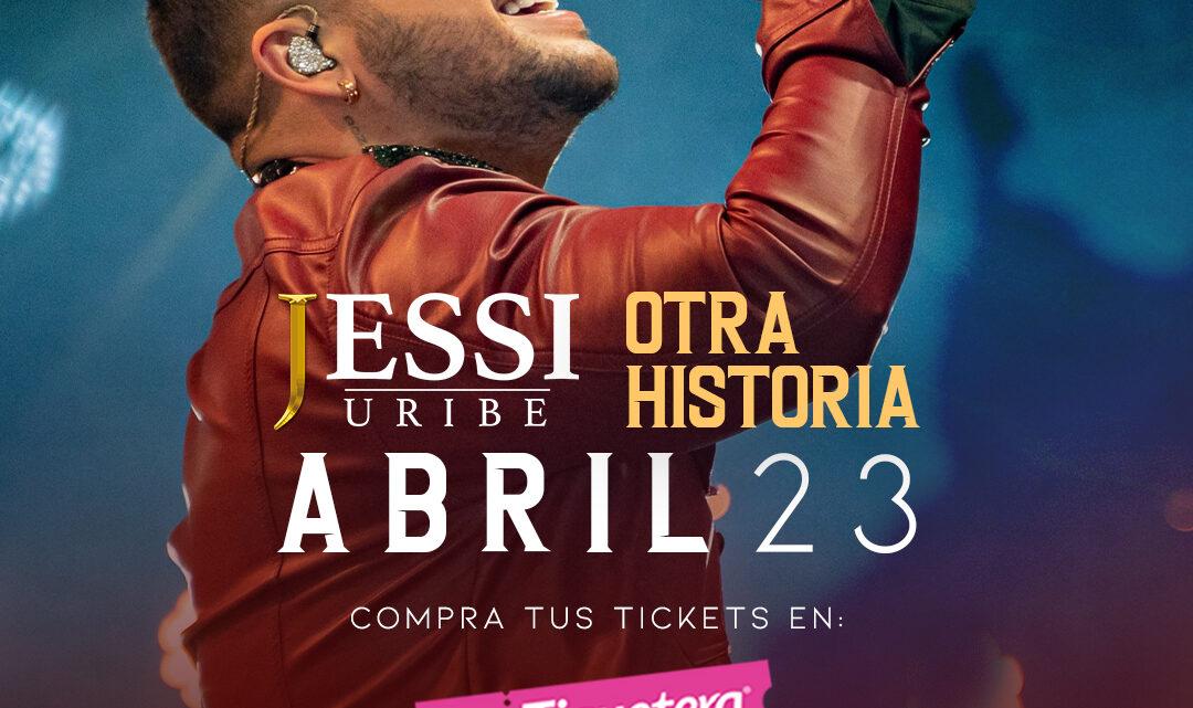 """REENCUENTRO DE JESSI URIBE Y SU PÚBLICO EN """"OTRA HISTORIA"""""""