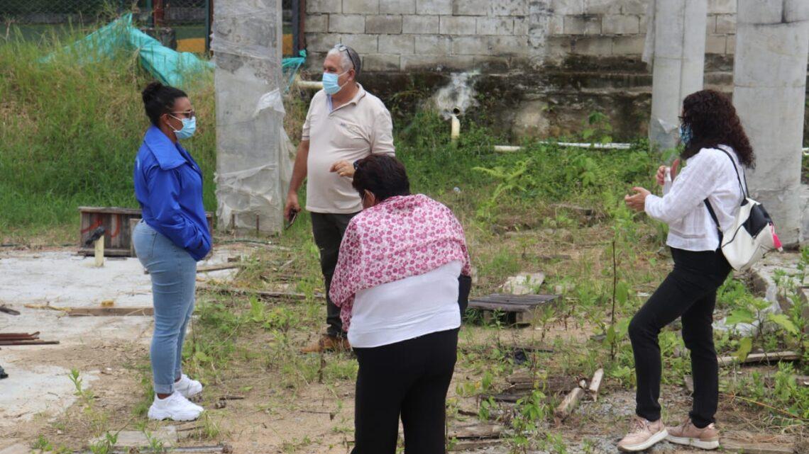 Víctimas visitaron obras del CRAV de Ibagué para conocer la realidad del proyecto