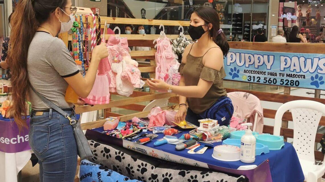 Turistas: Día del emprendimiento, con la exhibición de productos en Centros Comerciales Ibaguè