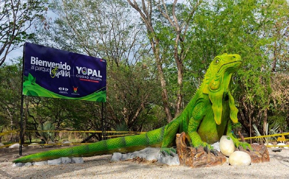 Turistas: Yopal  proyecta el parque La Iguana como eje turístico y ambiental