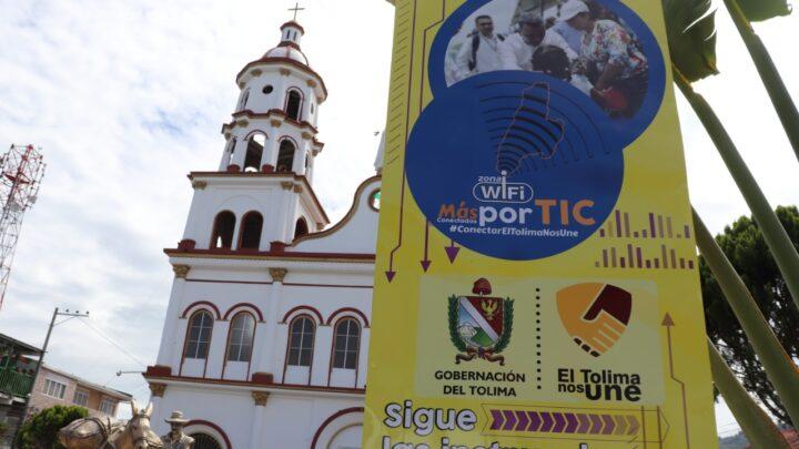 Turistas: El Tolima celebra el día internacional del Internet.
