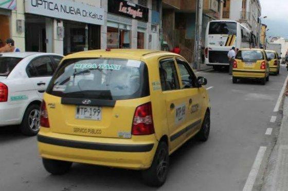 Turistas: Ibagué pionera en el país en implementar una aplicación móvil gratuita para taxistas