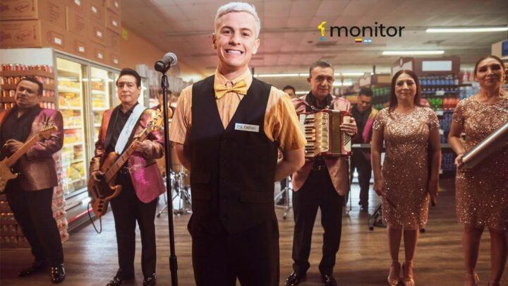 """GUAYNAA #1 EN COLOMBIA, MÉXICO, ARGENTINA, EL SALVADOR Y GUATEMALA CON """"CUMBIA A LA GENTE""""  JUNTO A LOS ÁNGELES AZULES"""