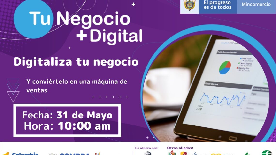 "Turistas en Tolima se implementa ""Tu Negocio + Digital"""