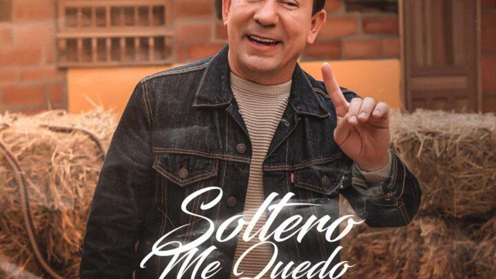 """""""SOLTERO ME QUEDO"""" LO NUEVO DEL CANTANTE POPULAR ORLANDO LOPEZ"""