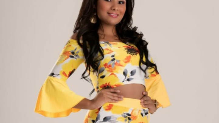 Reina María Alejandra acosta Gutiérrez Saldaña-Tolima