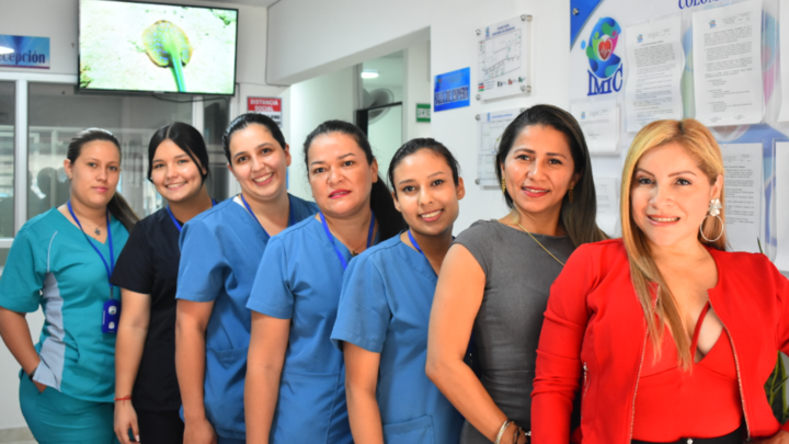 El Instituto Médico Integral Colombiano IMIC IPS