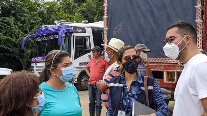 Turistas: Avanzan  acuerdos para el desbloqueo de vías en El Tolima