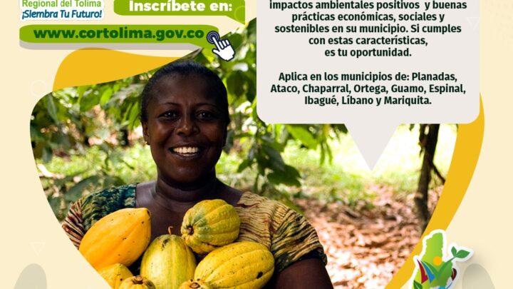 """Turistas: """"Te quiero verde Tolima"""" Negocios verdes para mujeres y jóvenes."""