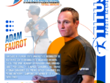Turistas: Adam Faurot entrenador de EEUU  en Ibague.