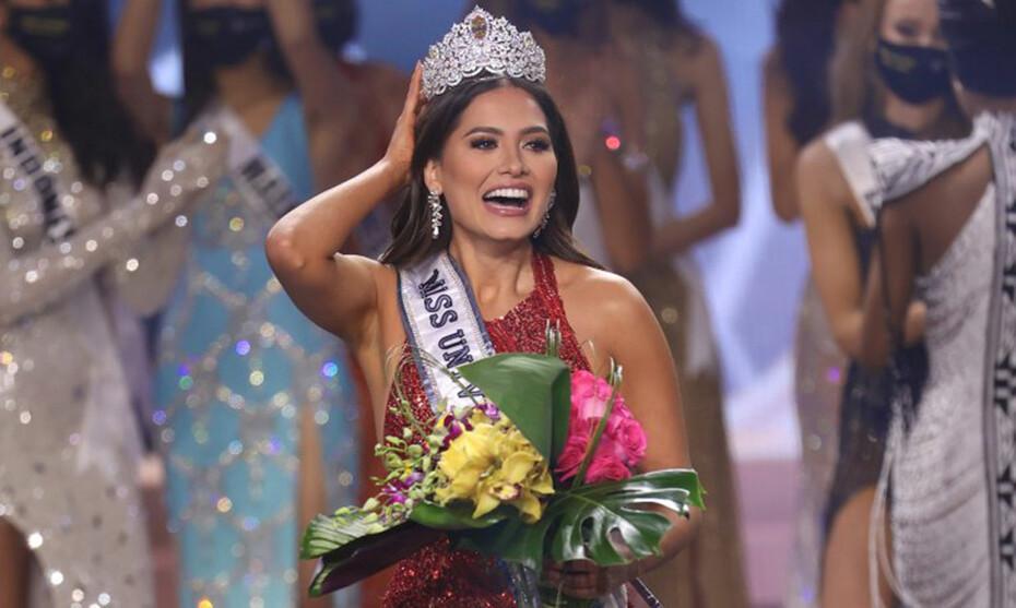 Andrea Meza, Miss México es Miss Universo 2021