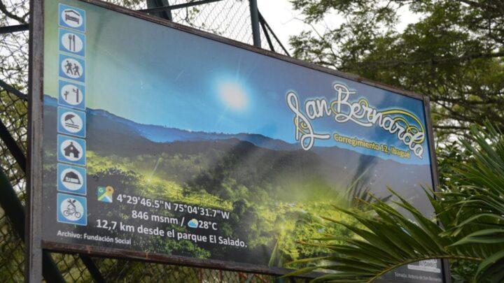Turista: Ampliación y modernización del alumbrado público en San Bernardo