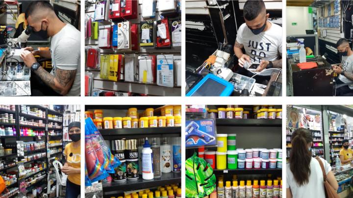 Los Gremios Económicos Tolima  Rechazamos los actos de violencia y vandalismo