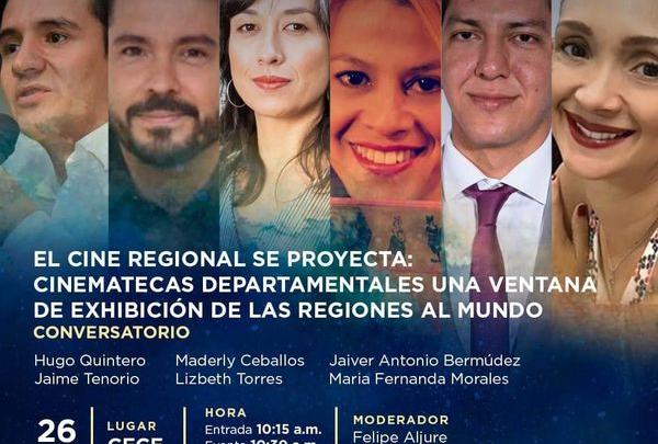 Cine Tolimense presente en el Festival de Cine de Cartagena de Indias