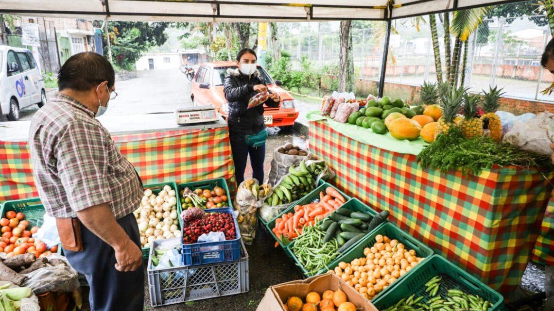 Ibague: ¡Aliste el canasto para la doble jornada de Mercados Campesinos de este fin de semana!