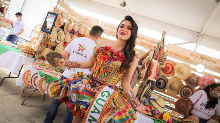 Día del Sombrero Tolimense éxito total  para las artesanas y visitantes a la feria