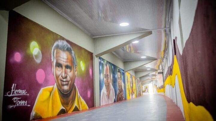 Turistas: Ibaguè inauguró  nuevas obras del estadio Manuel Murillo Toro