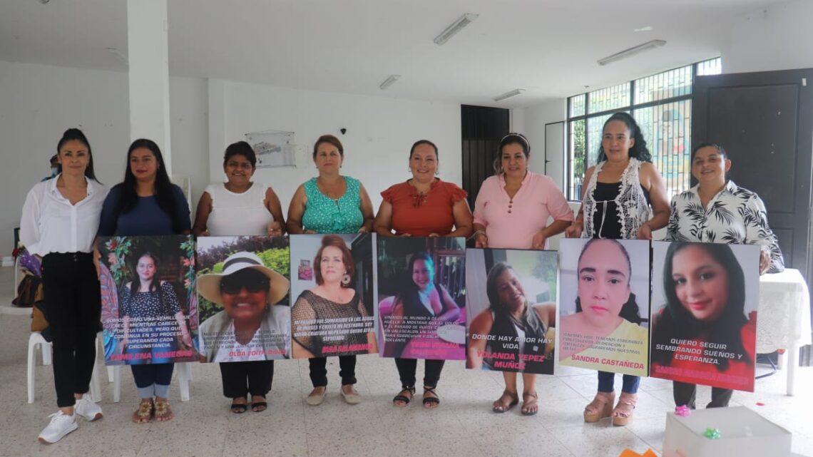 Exposición fotográfica conmemoran Día Nacional de la Mujer Víctima de Violencia Sexual en el Tolima