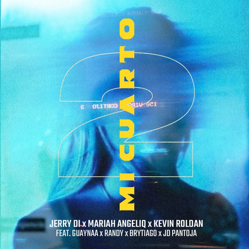 """JERRY DI PRESENTA """"MI CUARTO 2"""" JUNTO A MARIAH ANGELIQ, KEVIN ROLDÁN, GUAYNAA, RANDY, BRYTIAGO Y JD PANTOJA"""