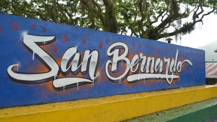 Turritas: Modernización y ampliación de alumbrado público en el corredor a San Bernardo