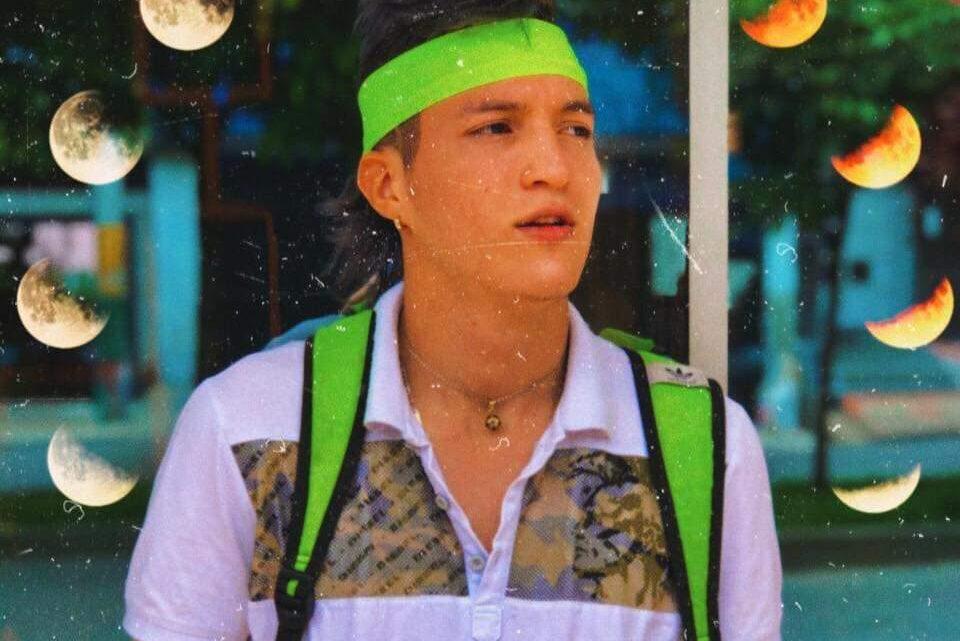 Daniel Sandoval. Es el viejo flow y sus  campañas sociales en Ibague.