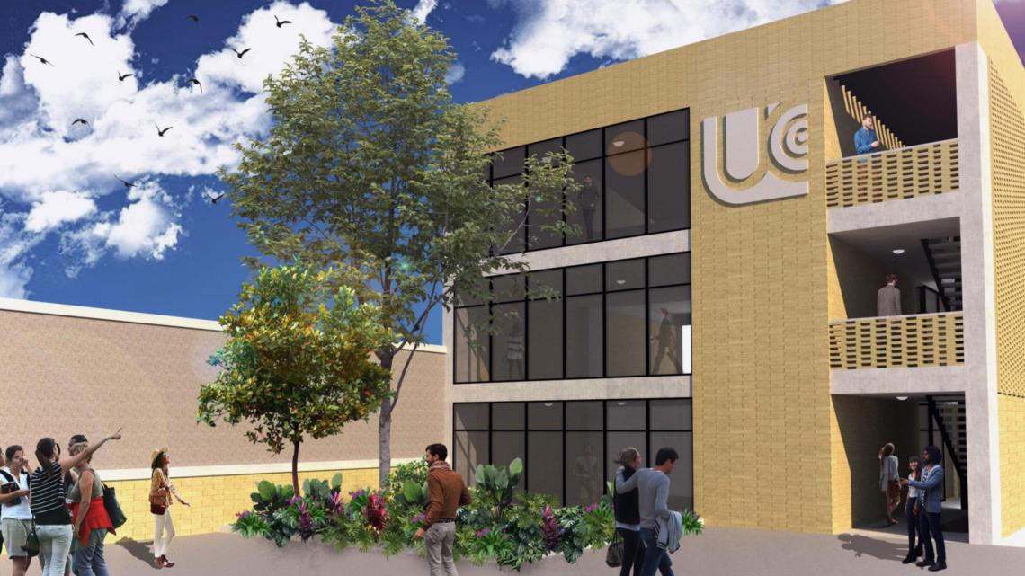 La UCC construye un nuevo edificio de ingenierías al servicio de la comunidad con espacios para experimentar, soñar y aprender