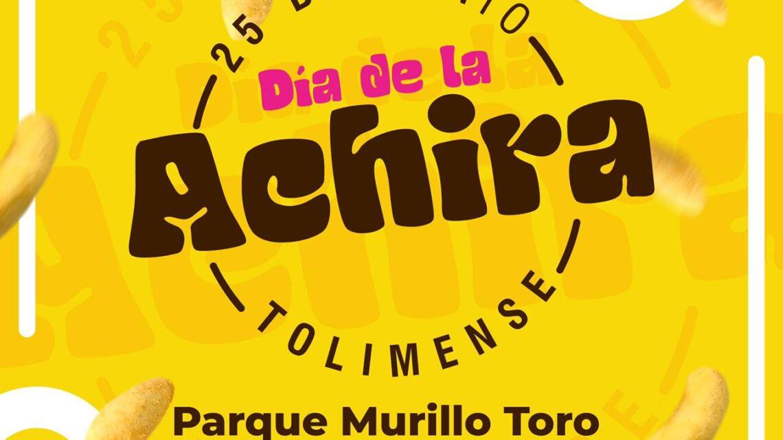 Turistas: el Día de la Achira Tolimense 25 de junio