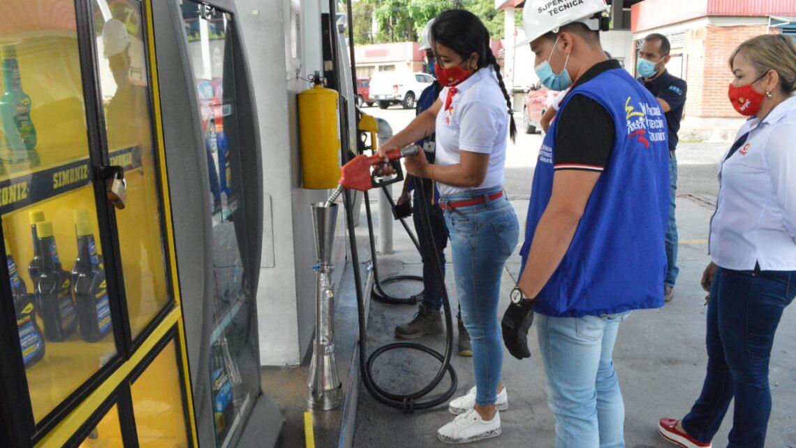 Turistas: Ibaguè Autoridades verificaron funcionamiento de surtidores de combustible en estaciones de servicio