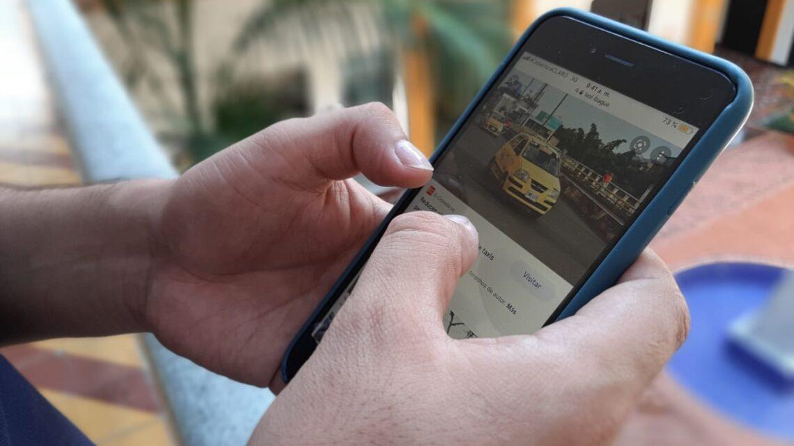 Turistas: Ibagué será pionera a nivel nacional con  aplicación móvil gratuita de taxistas