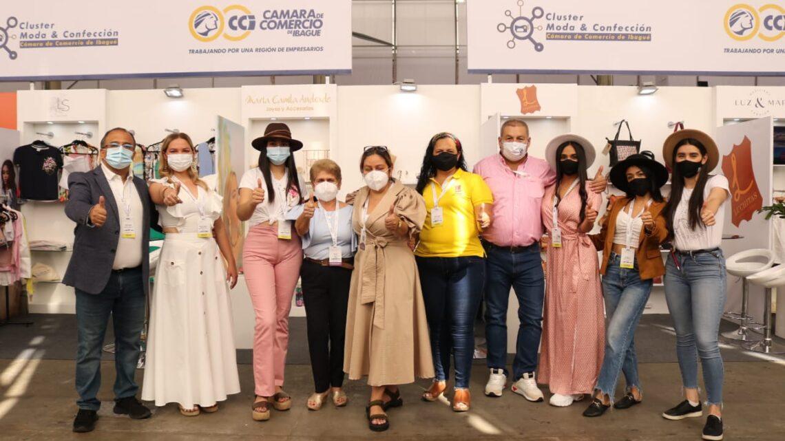 Turistas: 150 millones de pesos en ventas en  Colombiamoda y Colombiatex para marcas tolimenses