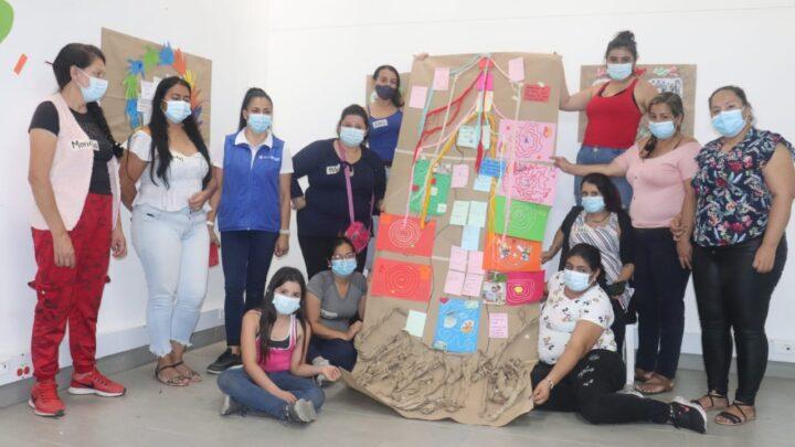 En Tolima 40 mujeres víctimas de violencia sexual participaron en jornada de reparación emocional