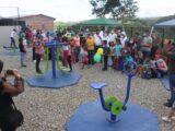Turistas: En Fresno (Tolima) se inauguró el primer parque biosaludable entregado por la Unidad para las Víctimas