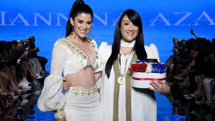 Giannina Azar y Dra. Tania Medina revelan el verdadero significado de la pasarela
