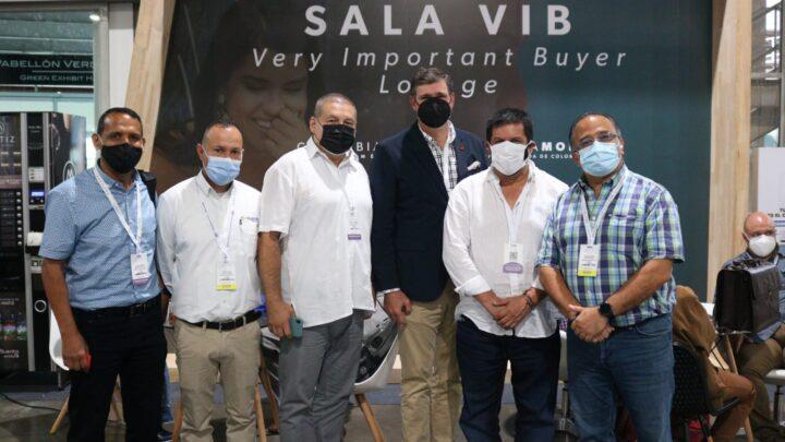 Turistas: Empresarios Tolimenses presentes Colombiamoda  y Colombiatex