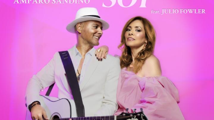 """""""ASÍ COMO SOY"""" de la cantautora AMPARO SANDINO y cantautor cubano JULIO FOWLER."""