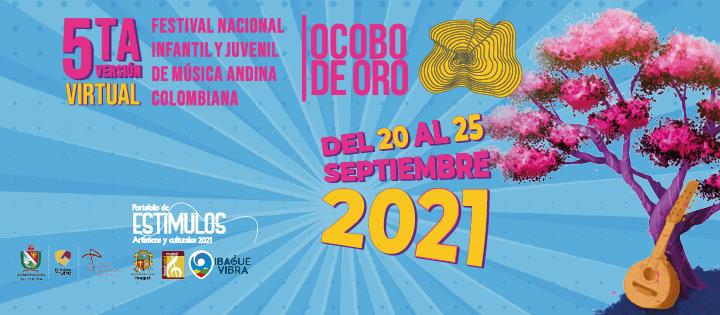 """El Festival Nacional infantil y Juvenil de Música Andina Colombiana """"Ocobo de Oro"""""""