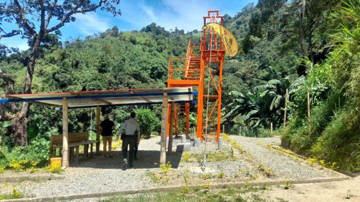 Turistas: Metropolitana de Ibagué  control  a prestadores de turismo de aventura