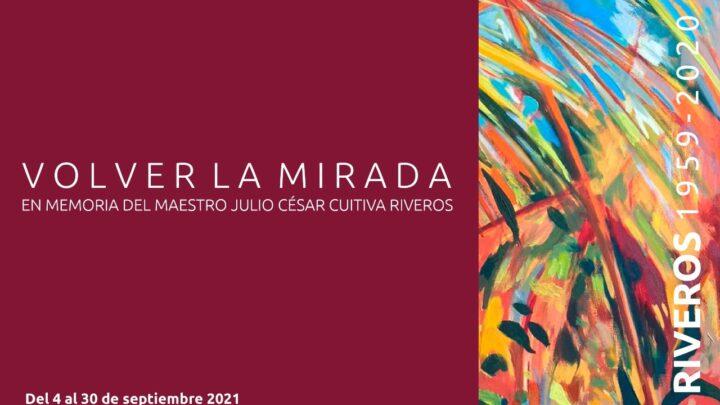 XVII MUESTRA DE ARTES PLÁSTICAS Y VISUALES DE MARIQUITA, EN MEMORIA DEL MAESTRO JULIO CÉSAR CUÍTIVA RIVEROS