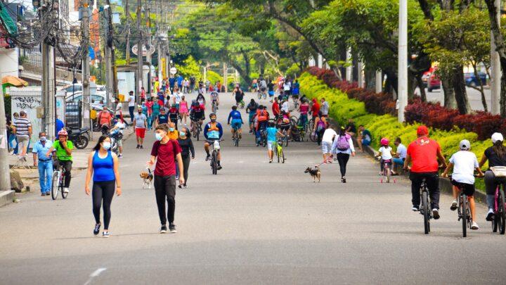 Turistas: Ibaguè ¡Buenas noticias, regresa la Ciclovía por la carrera Quinta!