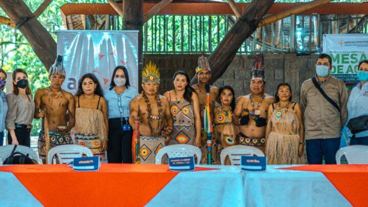 Industria del petróleo y gas promueve el desarrollo de las comunidades indígenas de Puerto Gaitán