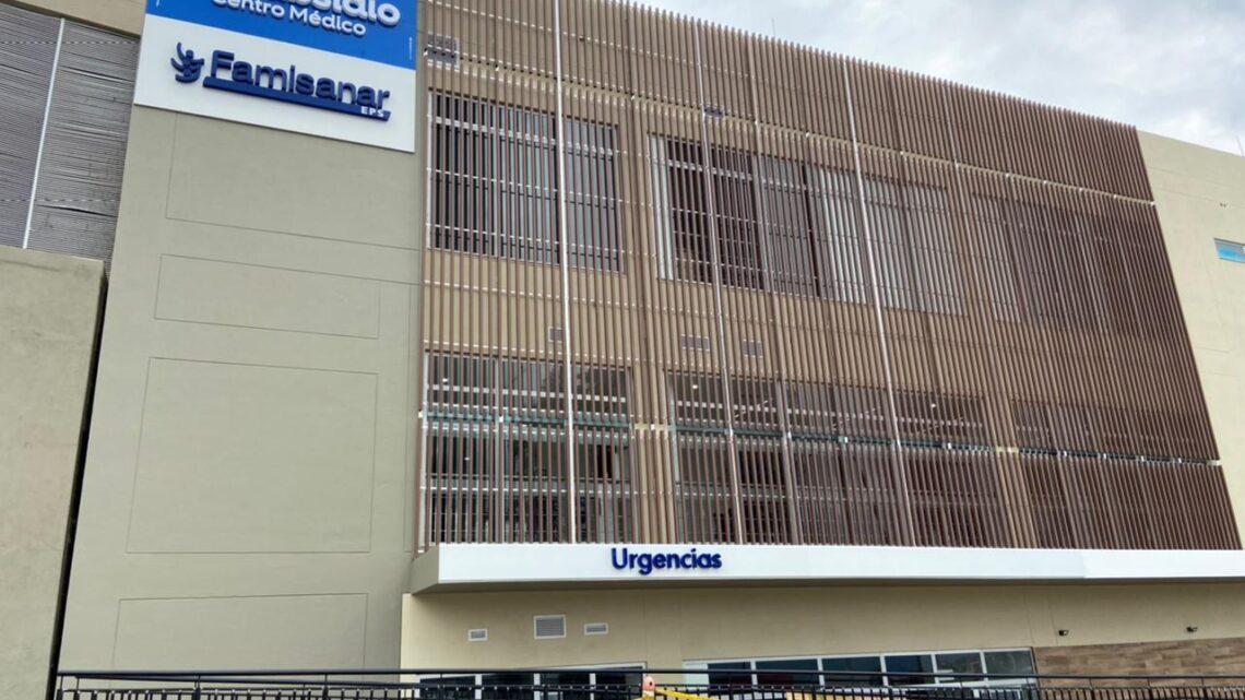 FAMISANAR EPS y Colsubsidio inauguran el gran centro médico en Fusagasugá