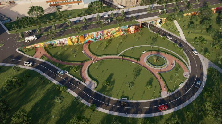 Turistas, Ibaguereños así se transformara la calle 103 Villa Marta Av Ambala.