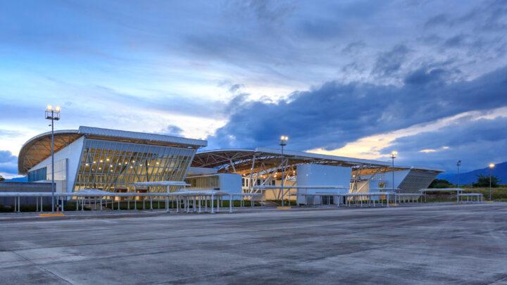 Turistas : El Tolima busca reactivación del Aeropuerto Perales de Ibagué