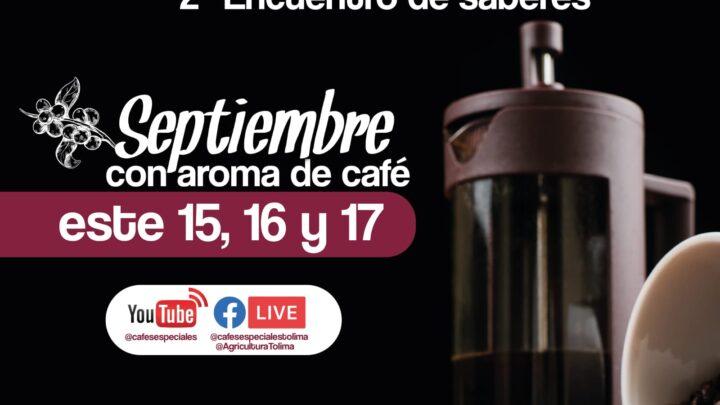 Turistas: El Tolima llega  La segunda  La Semana del Café Tolimense